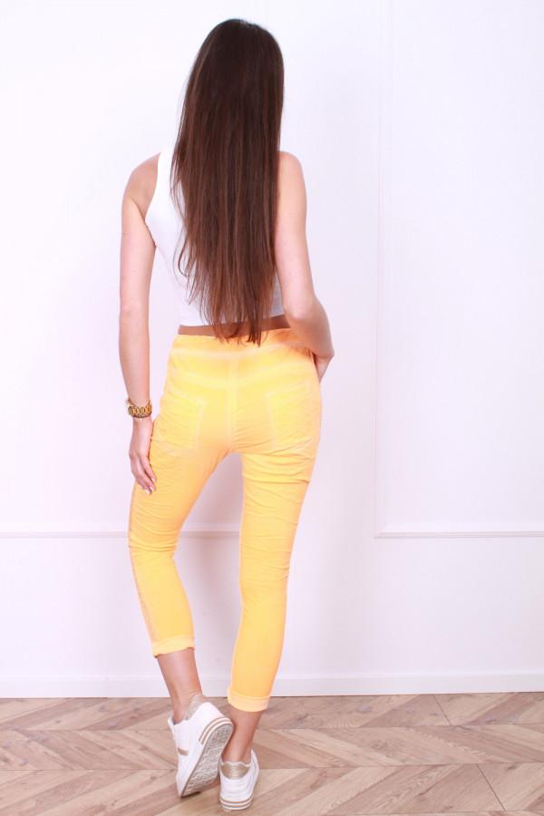 Spodnie neonowe 2