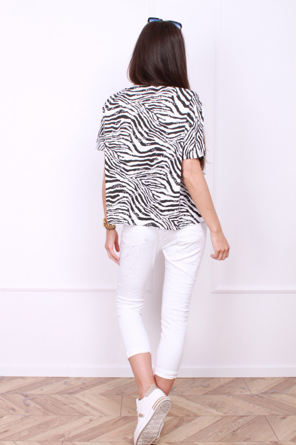 Bluzka Zebra 2
