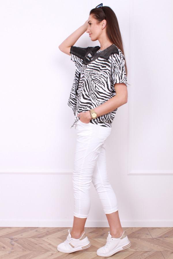 Bluzka Zebra 1