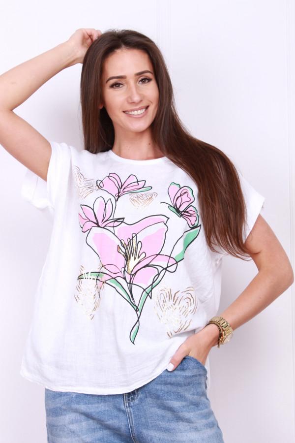 Bluzka Orchidea 3