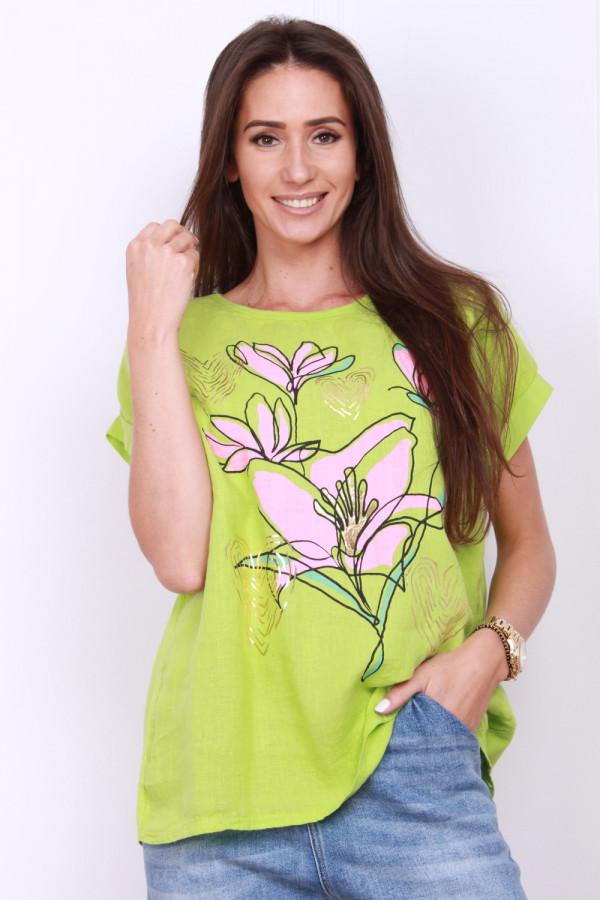 Bluzka Orchidea 4