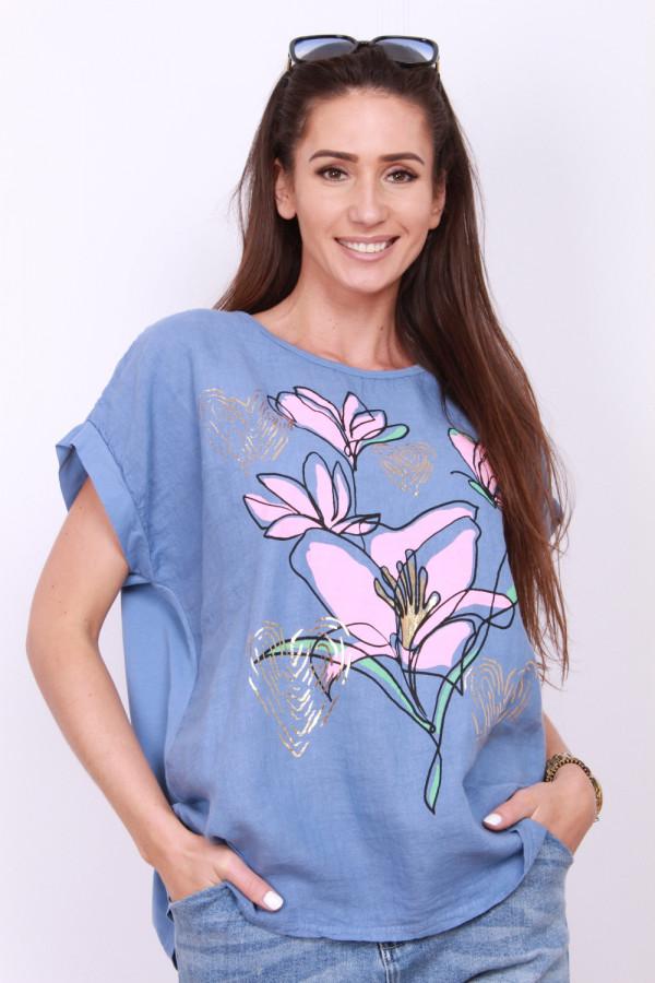 Bluzka Orchidea 5
