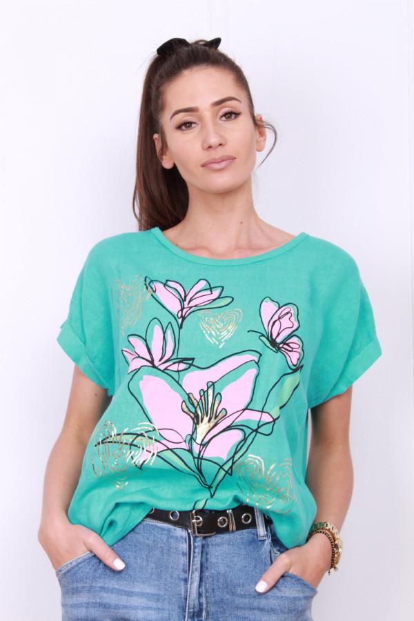 Bluzka Orchidea 6