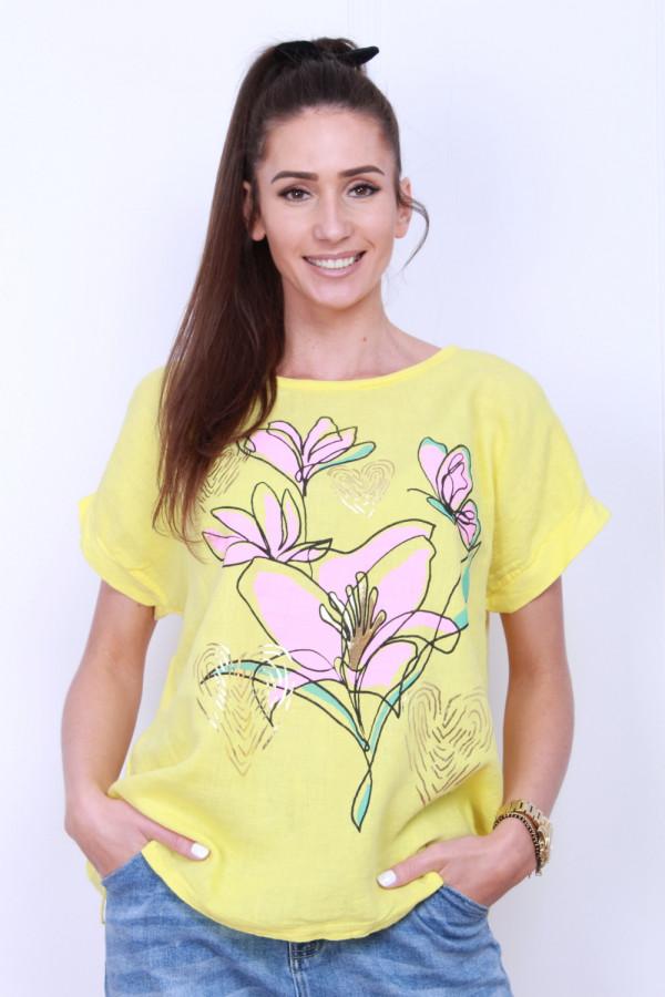 Bluzka Orchidea 8
