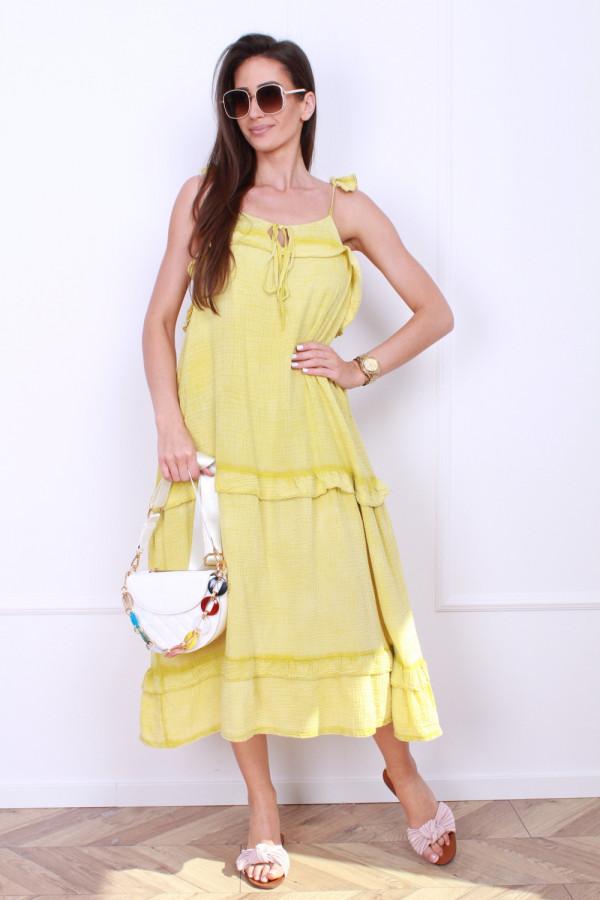 Sukienka Cotton 4