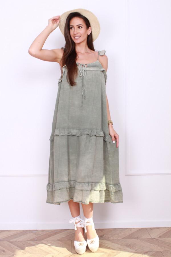 Sukienka Cotton 7
