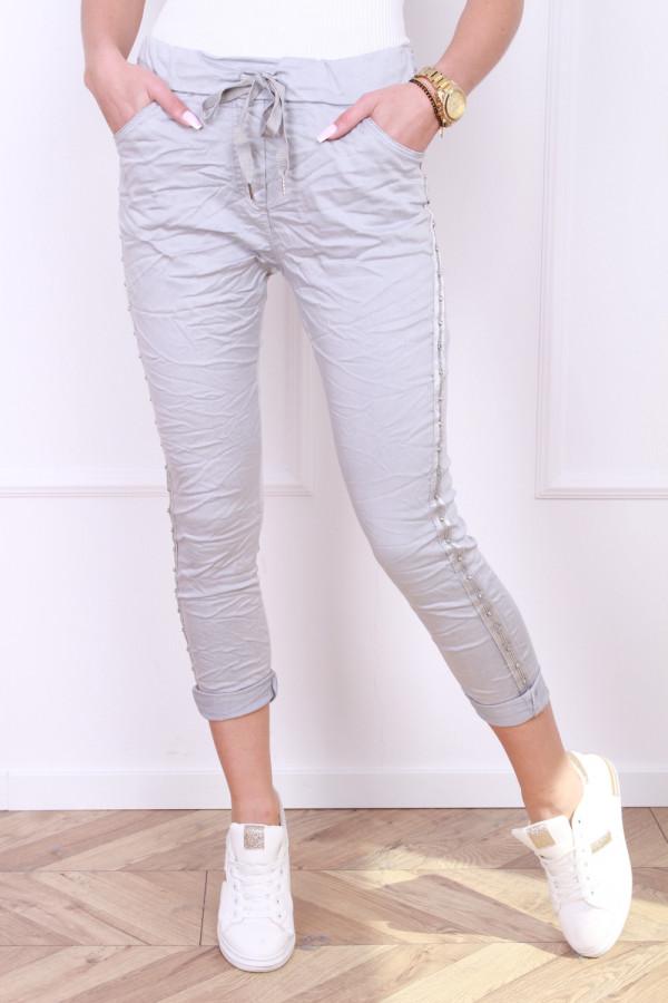 Gniecione spodnie 4
