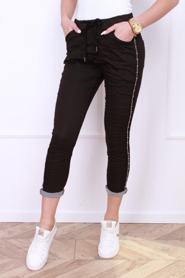 Gniecione spodnie 5