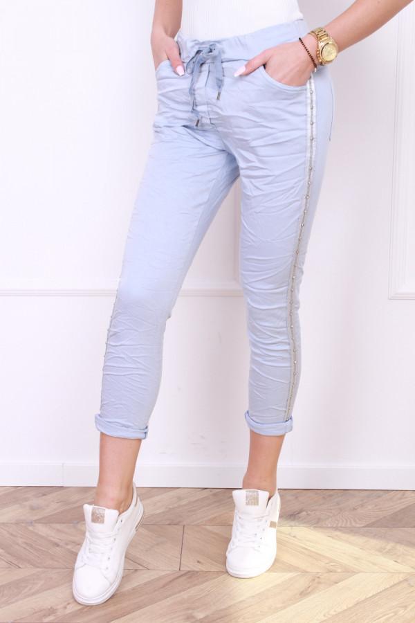 Gniecione spodnie 7