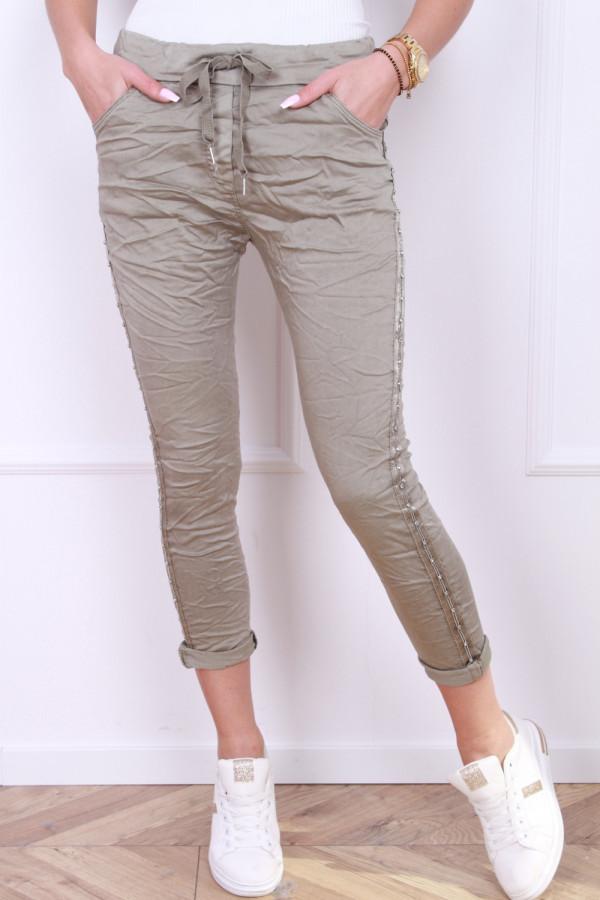 Gniecione spodnie 8
