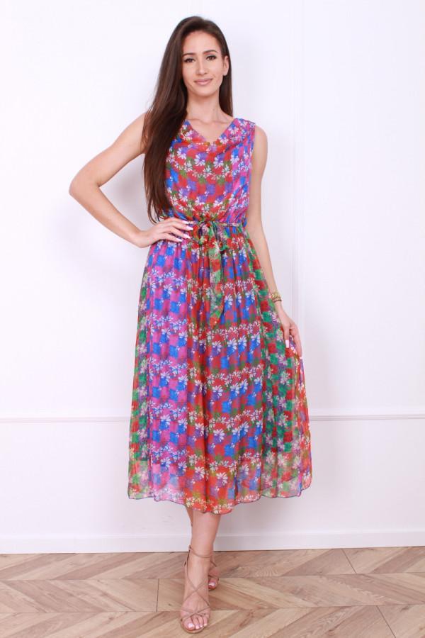 Sukienka Multicolor 3