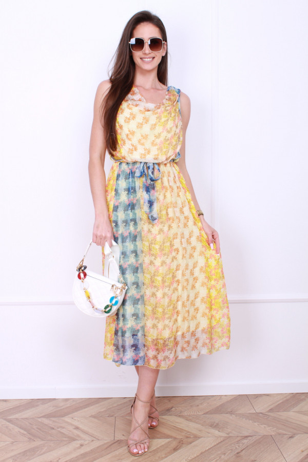 Sukienka Multicolor 4