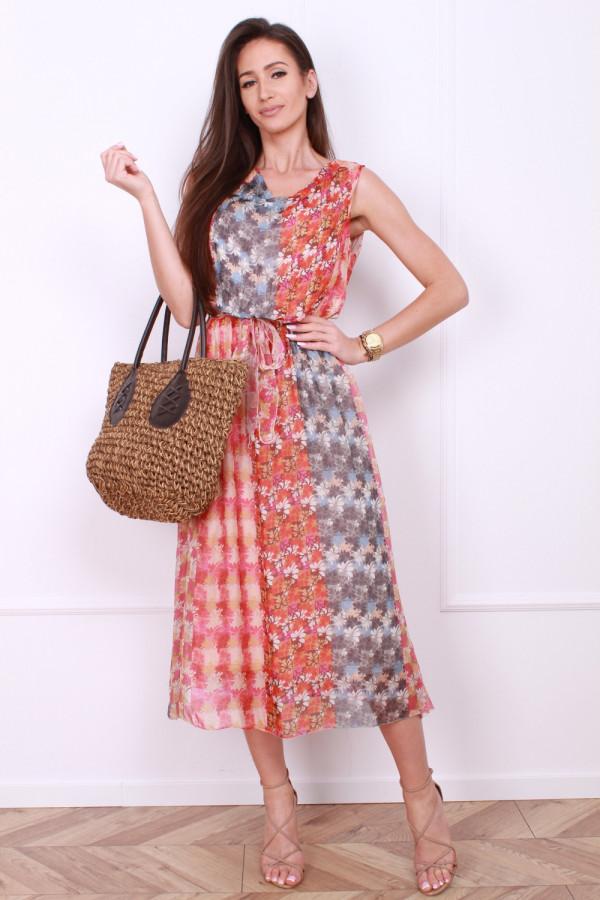 Sukienka Multicolor 6