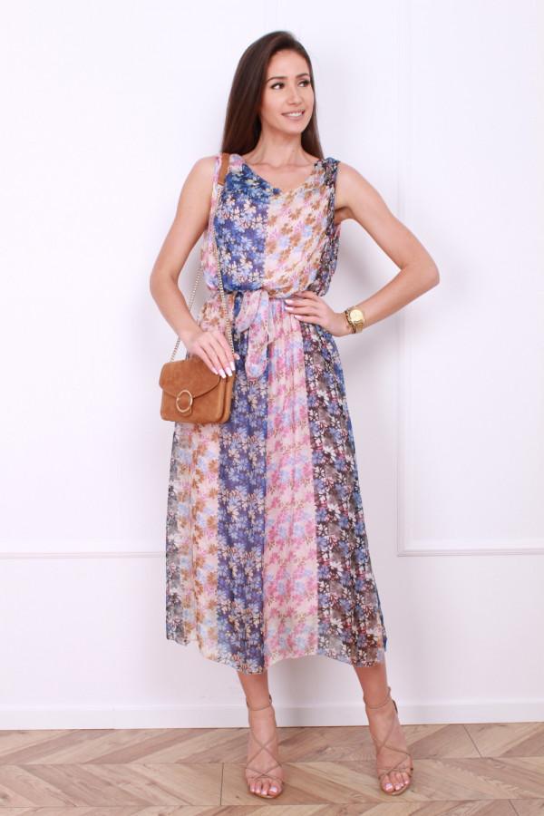 Sukienka Multicolor 5