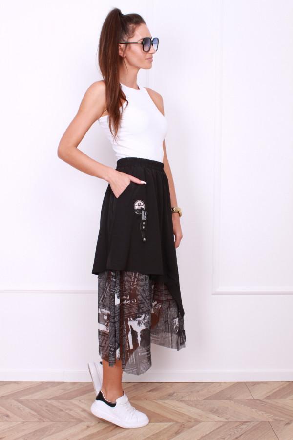 Spodnie Asymetric 1