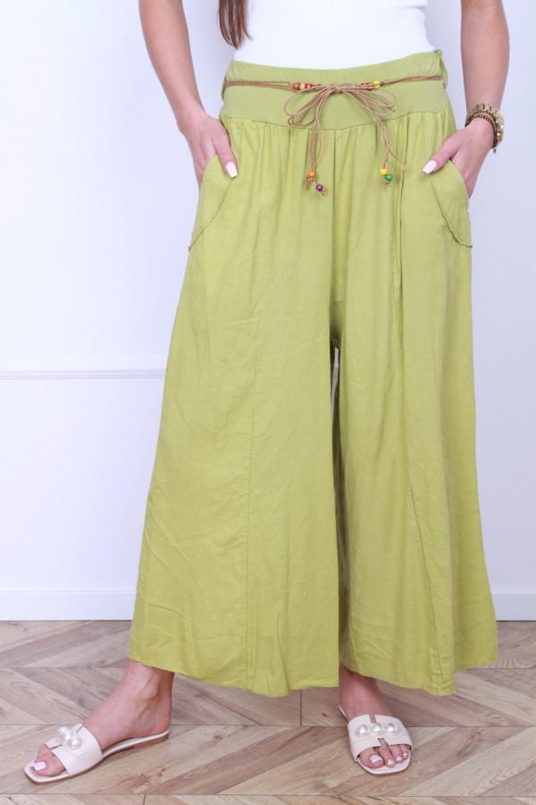 Spodnie szerokie 4
