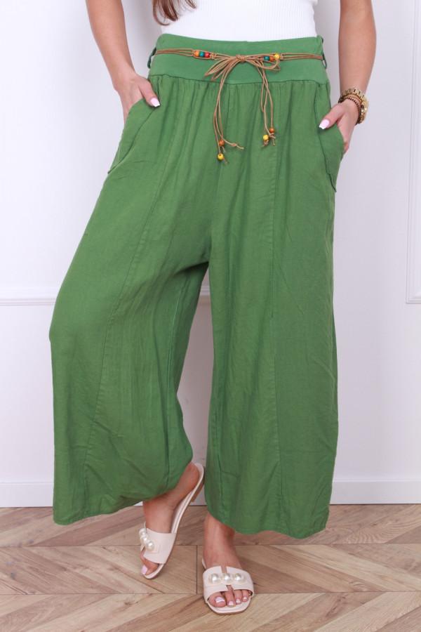 Spodnie szerokie 3