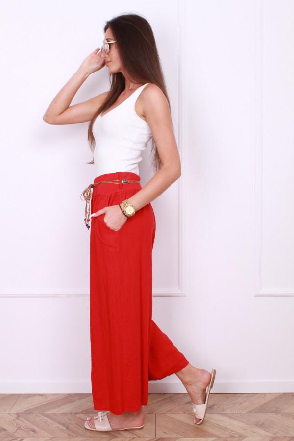Spodnie szerokie 1