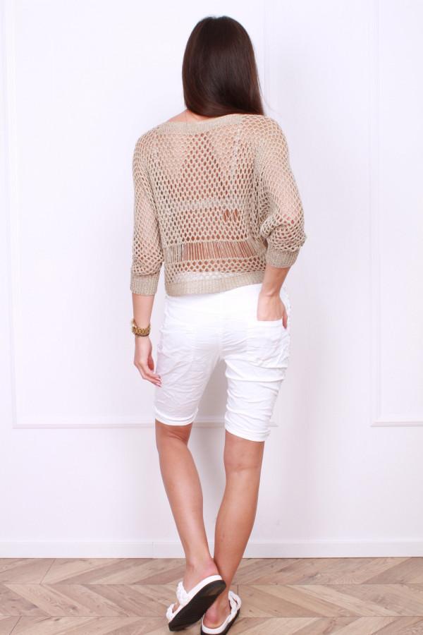 Ażurowy sweterek 2