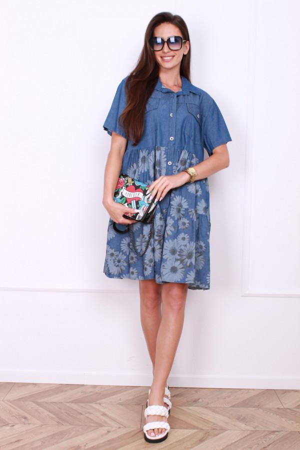 Sukienka Jeans 3