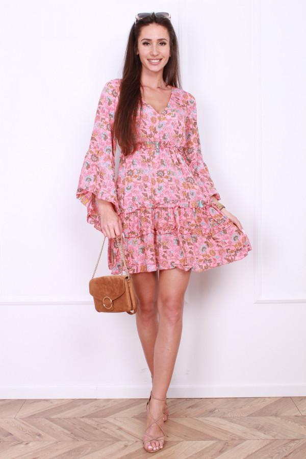 Krótka sukienka 4