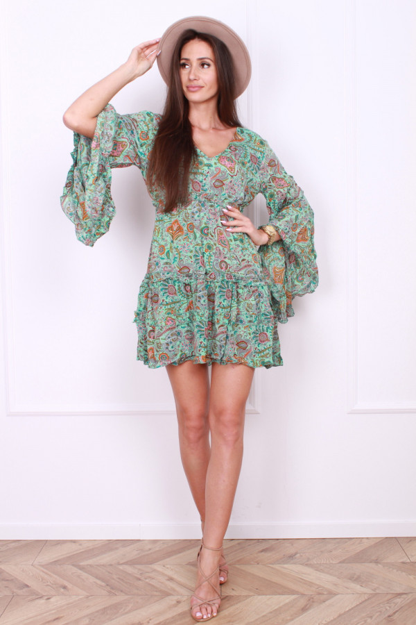 Krótka sukienka 3