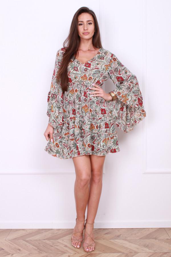 Krótka sukienka 5