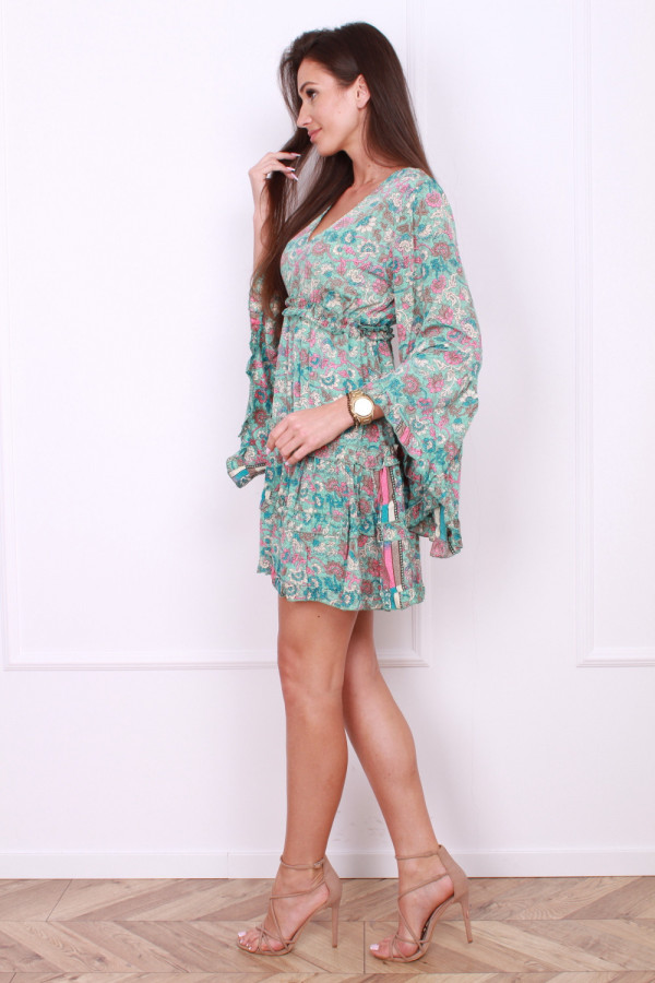 Krótka sukienka 1