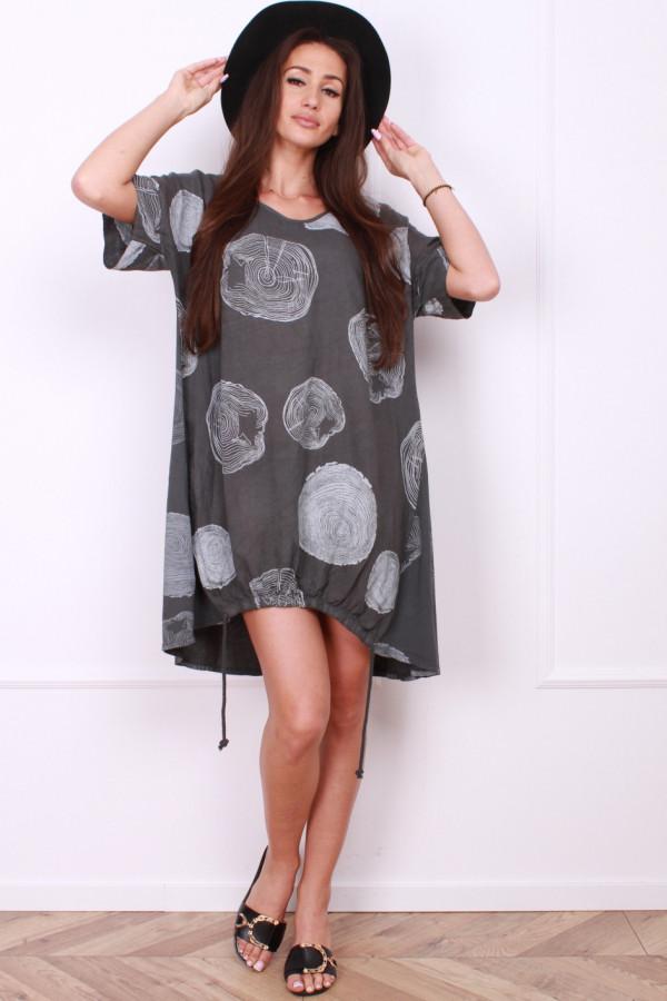 Sukienka lniana 6