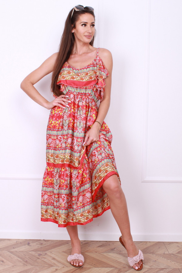 Sukienka Rustical 4