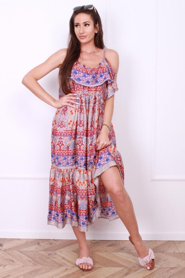 Sukienka Rustical 8
