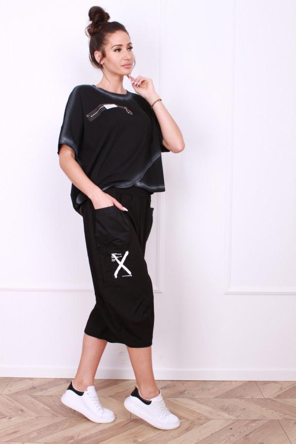 Spodnie Black 1