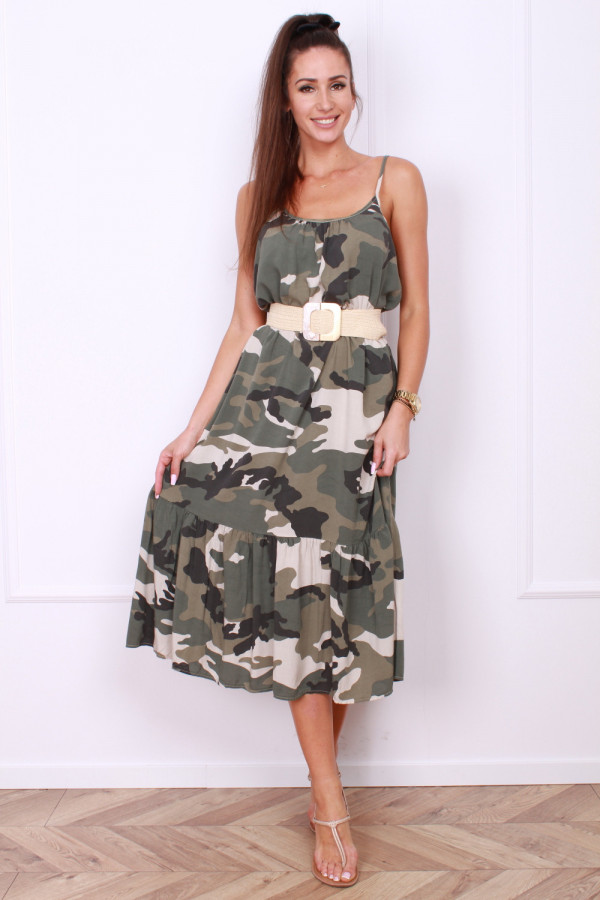 Sukienka na ramiączkach 3