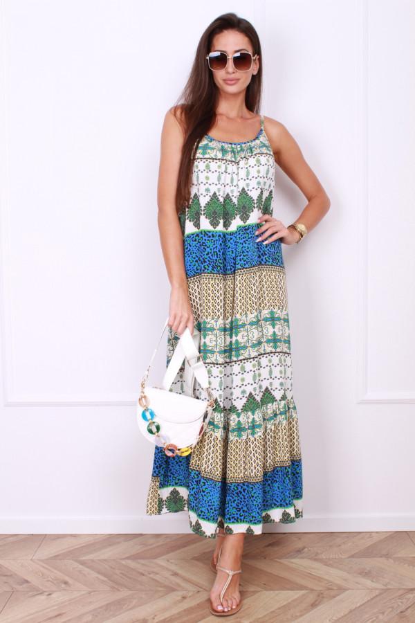 Sukienka na ramiączkach 4