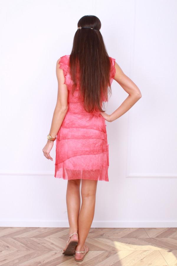 Sukienka mini Feather 2