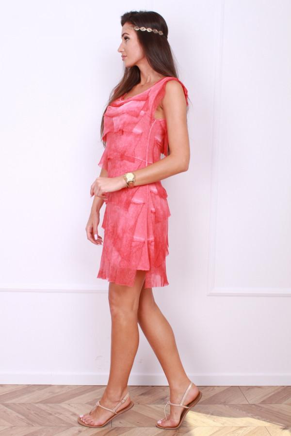 Sukienka mini Feather 1