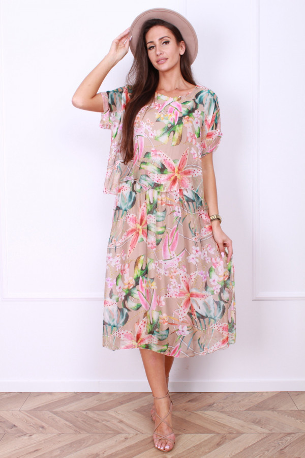 Sukienka Chain