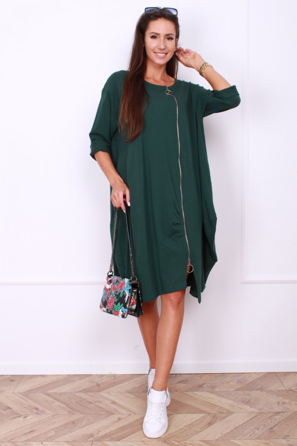 Sukienka z długim suwakiem 3