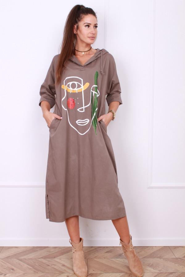 Sukienka Pisacco