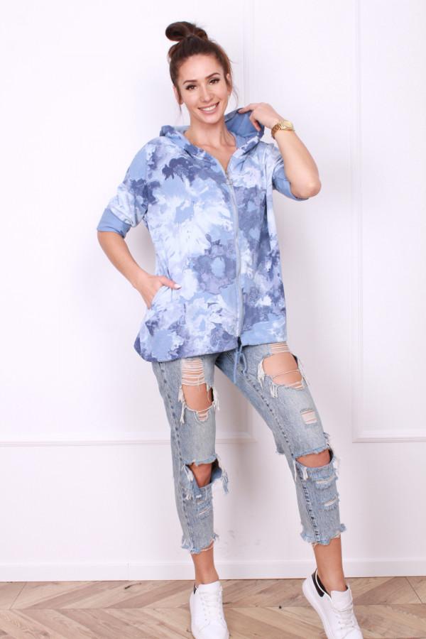 Bluza z suwakiem