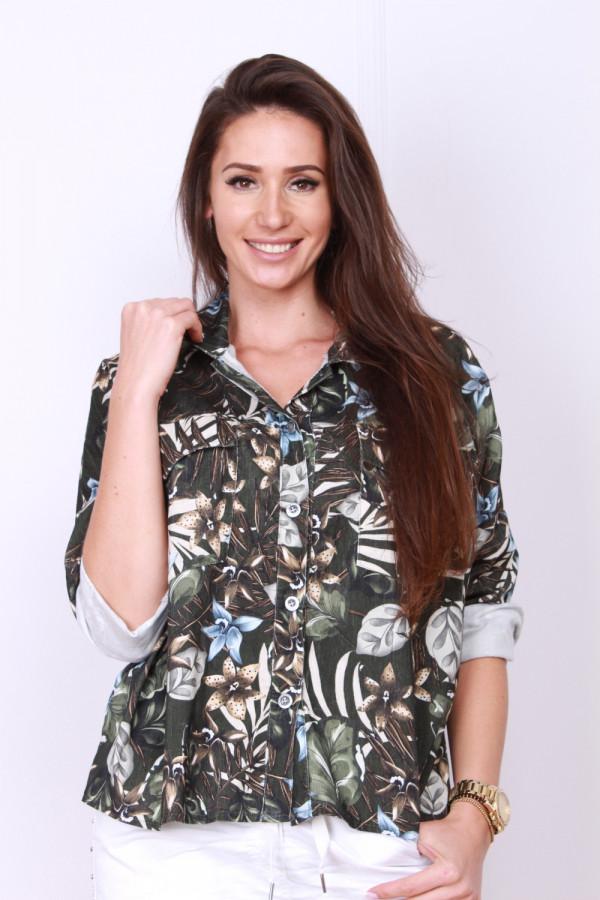 Sztruksowa koszula Jungle 3
