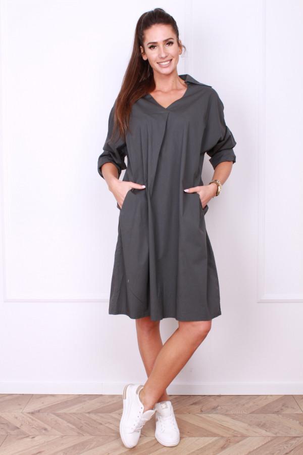 Sukienka koszulowa 4