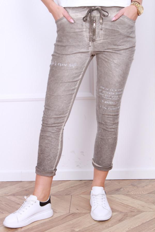 Spodnie Gift 4