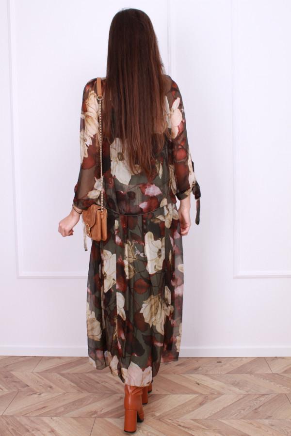 Długa sukienka Delicate 2