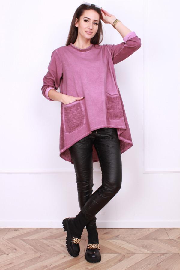 Bluzka bawełniana Glam