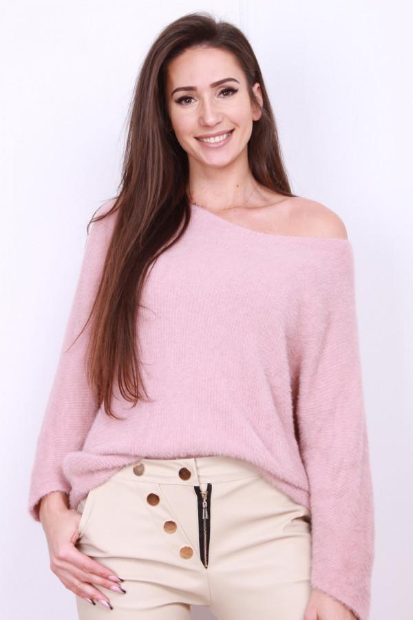 Pluszowy sweter 3