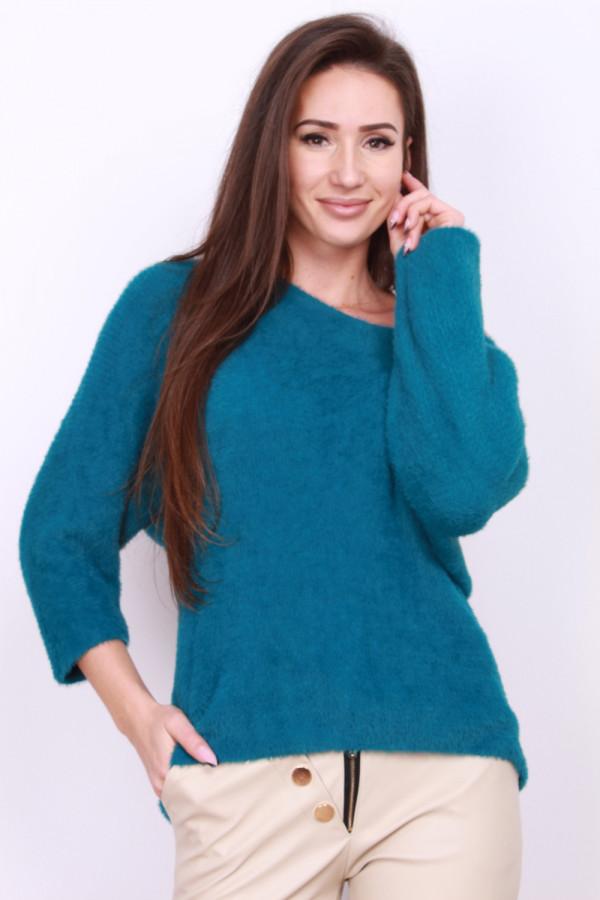 Pluszowy sweter 4