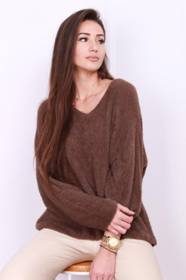 Pluszowy sweter 6