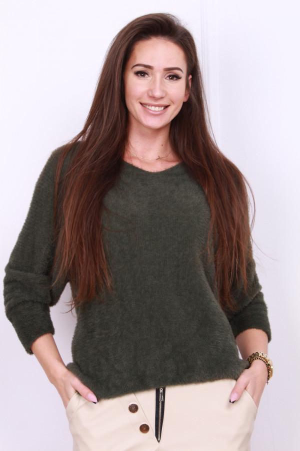 Pluszowy sweter 8