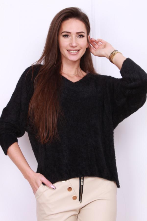 Pluszowy sweter 9